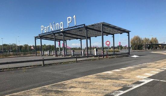 Votre parking pas cher parc des expositions de villepinte