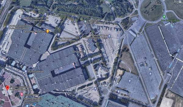 Parc Expo Villepinte King Park